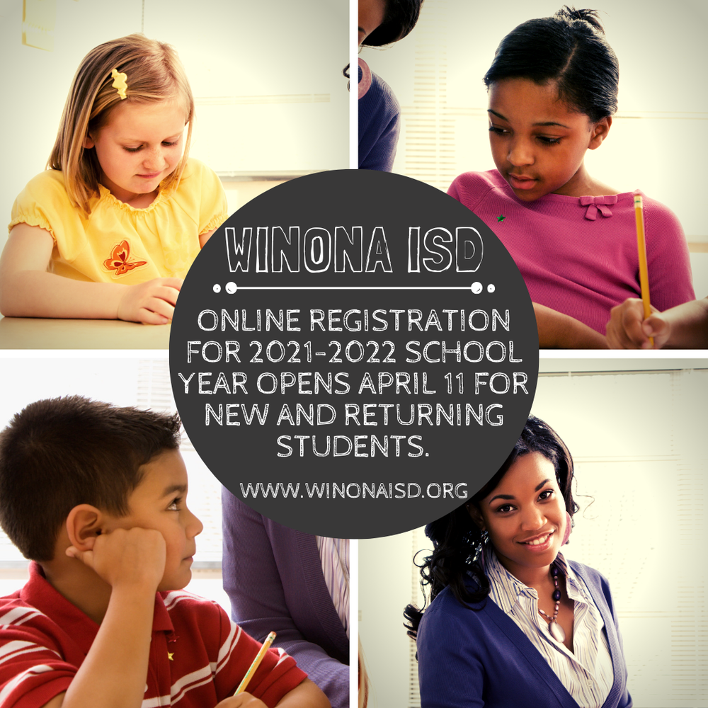 Online registration is now open for the 2021-2022 school year.  Elementary Round Up and more. Please click for more information and to get the link.