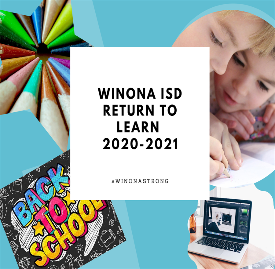 Return to Learn Plan for WISD