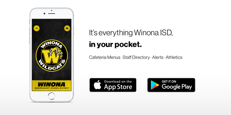 It's Everything Winona ISD, in your pocket